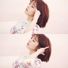 Playful Kiss, Jung So Min, Young Actresses, I Fall, Snow White, Short Hair Styles, Angels, Moon, Disney Princess