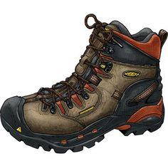 Men's Keen Pittsburgh Soft Boot
