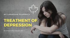 Treatment of depression is a very complicated process and you have to be aware of all the nuances of this issue. My Canadian Pharmacy will explain how to properly and effectively fight depression to help you and your relatives overcome this problem.