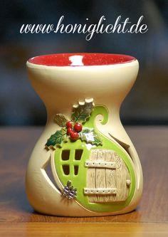 Keramik Duftlampe / Aromalampe / fragrance lamp