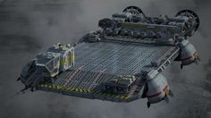 Lifter ship by our friend Steve Burg. Keywords: alien Covenant lifter large scale high resolution definition spaceship model by Steve. Spaceship Art, Spaceship Design, Spaceship Concept, Concept Ships, Alien Covenant Concept Art, Sci Fi Ships, Space Pirate, Star Wars, Futuristic Cars