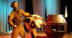 """Com a proposta de reunir peças com grande qualidade artística, criadas especialmente para crianças e adolescentes, a Cia. Paidéia realiza o """"IX Festival Internacional Paidéia de Teatro Para a Infância e Juventude: Uma Janela Para a Utopia""""."""