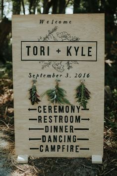 This Super Cool Summer Camp Wedding is All About Community
