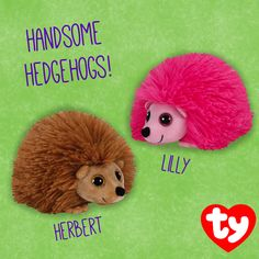 Add Lilly and Herbert to your collection!