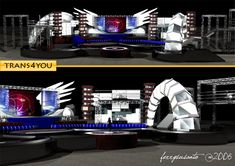 concert stage by ferry susanto at Coroflot.com