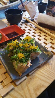 Sushi kusi swym pięknem 😊