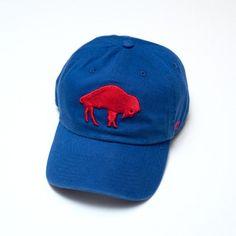 f0479eab6 Buffalo Bills  47 Brand Basic Clean Up Hat