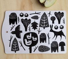 print & pattern:  Muffin & Marianne, a design studio based in Oslo.