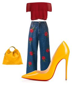 Designer Clothes, Shoes & Bags for Women Keepsake The Label, Hippy, Christian Louboutin, Shoe Bag, Polyvore, Stuff To Buy, Shopping, Collection, Design