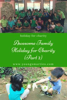 Holiday for Charity with kids is an awesome way to spend time together as a family and to teach our kids about giving back.   Read our blog to find out more about what adventures we had and what kind of life skills we learned along the way :)