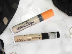 Essence Camouflage Full Coverage Concealer (Comparison to Catrice Liquid Camouflage High Coverage Concealer)
