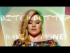 Rihanna - (Bitch) Better Have My Money [Cover by Kelly Clarkson]