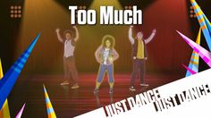 Just Dance Disney Party 2 - Too Much