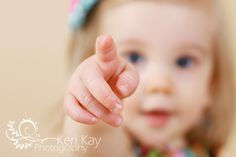 Toddlers point  Photography~ children