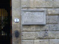 The Salvatore Ferragamo Flagship Store, Florence