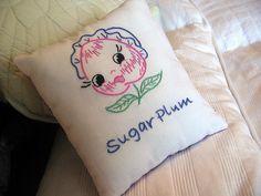 sugar plum by kunderwood {stitchy stitcherson}, via Flickr