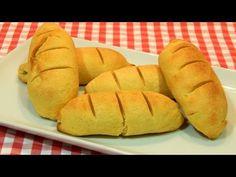 Cómo hacer pan salado de maíz (elote) - YouTube