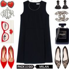 Pack & Go Milan: Day & Night