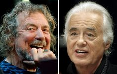 Jimmy Page and Robert Plant, two of Led Zeppelin's founder members, arrived in court in Los Angeles on Tuesday to defend themselves against accusations that Stairway to Heaven, the band's most famous song, was plagiarised. Jimmy Page, Stairway To Heaven, Robert Plant, Rock And Roll Bands, Rock N Roll, Led Zeppelin Guitarist, Rock Anthems, Page And Plant, Greatest Rock Bands