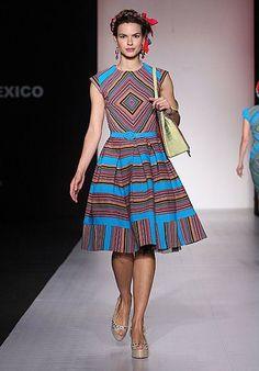 Mexican Fashion week 08