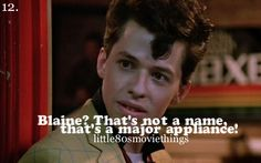 Quotes About Love From 80s Movies : 1000+ images about Best 80s Movies on Pinterest Cant Buy Me Love ...