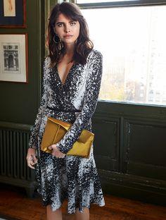 Diane von Furstenberg Clothing, Bags & Shoes Resort 2017 Lookbook | SHOPBOP
