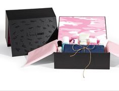 Beauty Army - 6 (very small) samples of your choice for $12 a month. Box worth $15 or so.