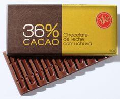 """Lunes de Antojo... Disfruta hoy de una deliciosa """"BARRA DE CHOCOLATE DE LECHE CON UCHUVA"""" de la #reposteriaastor ...   www.elastor.com.co"""