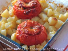 La cucina delle streghe: Pomodori col riso...e benvenuta Estate!