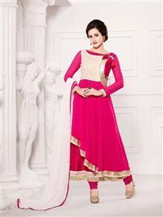 Dress Material - Buy Anarkali Suit online   www.verronicca.com