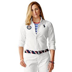 You Shop, They Win: How Your Purchase Helps Support Team USA   Rio 2016 Olympic Games   Ralph Lauren