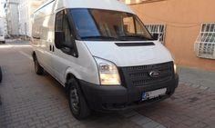 TRANSPORTER TRANSIT 350L VAN (155) E4 GP 2013 Ford Transporter TRANSIT 350L VAN (155) E4 GP