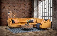 Tällä sohvalla löydät mukavan asennon varmasti, sillä sohvan huippulaadukkaat materiaalit ovat suunniteltu joustamaan ja tukemaan juuri sopivassa suhteessa. Poikkea myymälässä tai verkkokaupassa tutustumassa tähän ihanuuteen tarkemmin! 😍