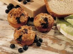 The wholesome goodness of whole wheat flour makes America�s favorite muffin even more nutritious!