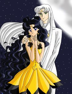 sailor moon Luna and Artemis :)