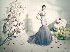 Wedding Inspiration: Zac Posen's Debut Bridal Collection