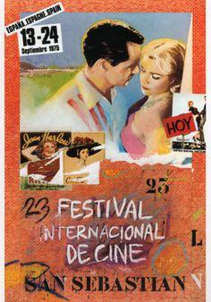 El Acorazado Cinéfilo - Le Cuirassé Cinéphile: Mi Festival de San Sebastián. 1975 - Paco Huesca G...