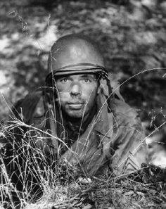 Dick Peabody (1925-1999) US Navy Littlejohn from Combat tv series
