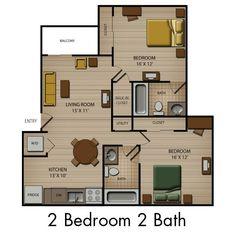 die besten 25 zwei zimmer wohnung ideen auf pinterest. Black Bedroom Furniture Sets. Home Design Ideas
