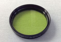 Farbfilter gelb Lzos YG 3-1,4x 49x0,75 color filter yellow Vintage Filters, Photo Equipment, Color Filter, Eyeshadow, Ebay, Yellow, Stuff To Buy, Fashion, Camera