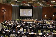 Cumbre Tratado No Proliferación que tendrá lugar del 28 de abril al 22 de mayo. Israel asiste por primera vez en 20 años