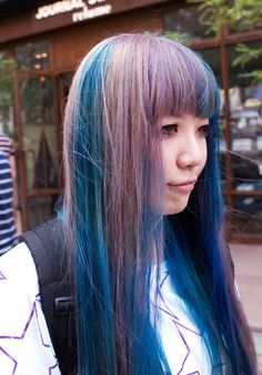 My Little Pony Hair. tokyo style