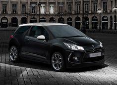 Citroën DS3 Negro con Blanco
