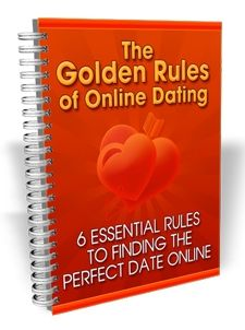 the golden rules of online dating pdf