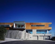 Home in the Hollywood Hills and 25 great examples of modern and unique architecture