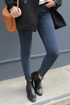 Simple Daily Skinny Jeans