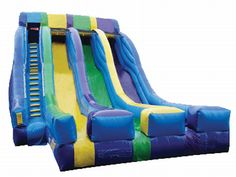 Buy cheap and high-quality Triple Splash. On this product details page, you can find best and discount Inflatable Slides for sale in 365inflatable.com.au