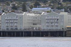 Monterey, historical sea front