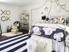 Jessica Alba's daughters just got an enviable room makeover
