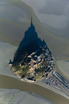France, Normandie, Mont Saint-Michel